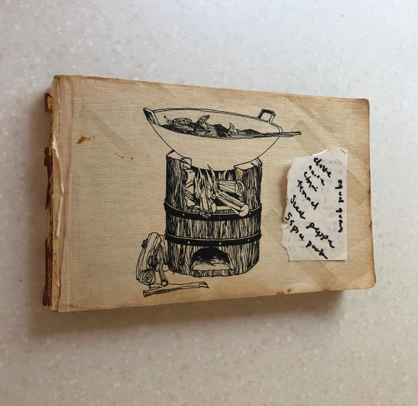wok book